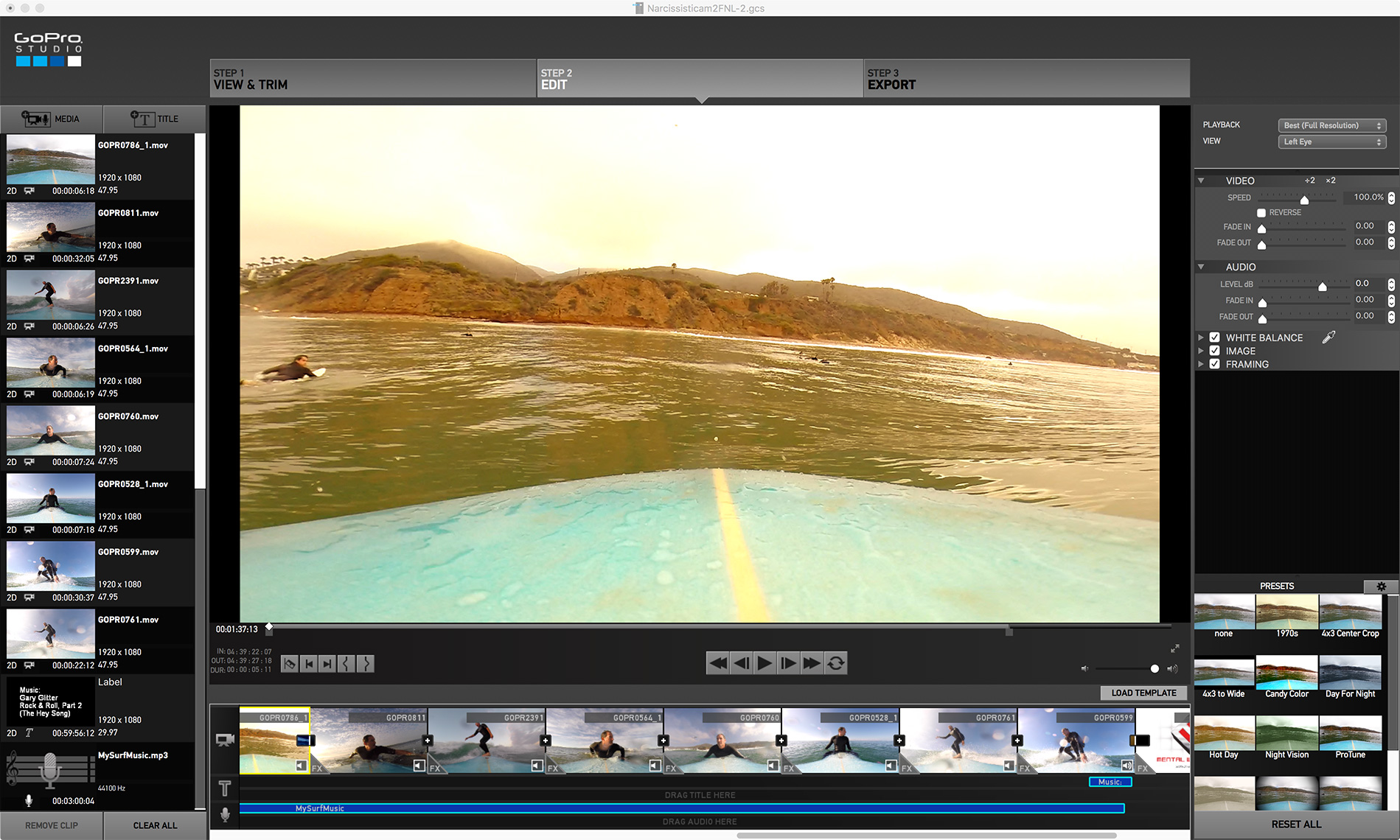 gopro studio templates download - editing video with a gopro blank template mental ward design